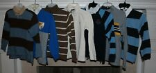 New listing Set of 7 Boy's Long Sleeve Rugby Polo Sweaters Size 7 Gymboree IZOD Polo Ralph L