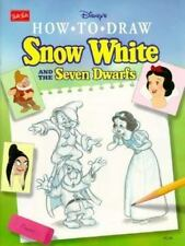Disney How to Draw Snow White Disney Classic Character Series