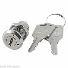 Mini Interrupteur contacteur à clé  220v 48v 24v 12v clef ON OFF Long 24mm