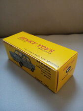 Boite imprimerie pro dinky toys 519 idem origine SIMCA 1000 vitrée