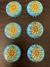 Limited Edition Oberon Ale Sun Beer Cap Crown Bell's Michigan Brewery