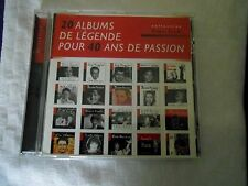CD  COLLECTION JACQUES CANETTI  ALBUM PROMO