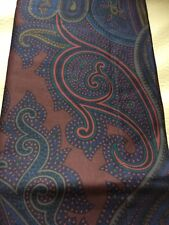 RALPH LAUREN DRIVER PAISLEY PAIR OF EURO PILLOWCASES SHAMS