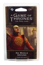 A Game of Thrones, the Living Card Game, No Middle Ground Chapter Pack