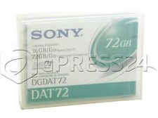 Datos Cartucho Sony dgdat72 72gb DAT72 Datos Cartucho