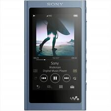 SONY Walkman A Series 16GB NW-A55 Audio Player Hi-Res Blue NW-A55 L NEW