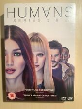 Humans Series 1 & 2 [New DVD]