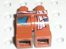 Jambes Personnage LEGO Pirates de caraibes Minifig legs Jack Sparrow / set 4181