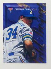 1995 Futera ABL Australian Baseball Gold Prospect #GP6 Cameron Cairncross