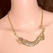 Pendant Chunky Necklace Chain Women Fashion Jewlery Collares Necklace Pendant