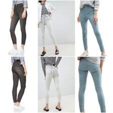 Wåven Women's Waven Anika High Rise Skinny Fit Denim Jeans Size 6-16 RRP £52.00
