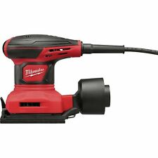 Milwaukee 1/4 Sheet Palm Sander, Model# 6033-21