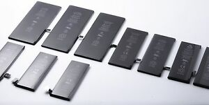 Akku für iPhone 5 4 4s 5s 6 6 Plus Battery Baterie 0 cycle 2019
