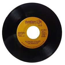 1978 The Kendall's 'Pittsburg Stealers/When Can We Do This Again' 45 RPM 1109 NM