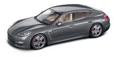Porsche Panamera Turbo S Gris Argenté Métallique 1 43 Minichamps