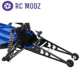 Hot Racing Aluminum Speed Run Wheelie Bar Traxxas 2wd Slash Rustler TE311R01