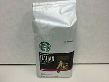 Starbucks Italian Roast Coffee, Dark Roast, Ground Coffee, 1 Bags, 20oz, 10/2020