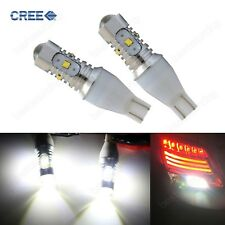 Paar W16W T15 T10 CREE 25W LED Rückfahrlicht Rücklicht Bremslicht Glühbirne Weiß