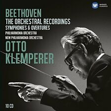 Otto Klemperer - Beethoven Symphonies and Overtures [CD]