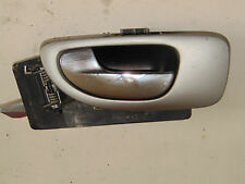 PEUGEOT 206 2001 INTERIOR DOOR HANDLE PASSENGER LEFT REAR N/S/R