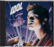 Billy Idol Charmed Life 1990 CD CRC Very Good Condition