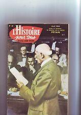 Histoire Pour Tous  N°48  - Du 01-04-1964