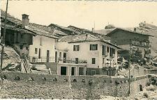 cartolina PONTECHIANALE borgata castello  (Cuneo) Val Varaita anni '50