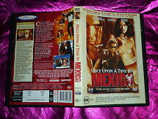 ONCE UPON A TIME IN MEXICO: COLLECTORS EDITION (DVD, MA 15+)