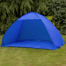 Pop Up 2 Man Beach Camping Festival Fishing Garden Kids Tent Sun Shelter