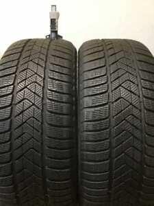 Pneumatici usati Invernali Gomme Usate Pirelli Sottozero3 245 45 18 al 71%