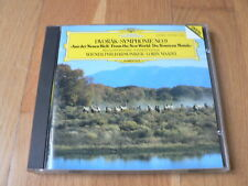 Maazel - Dvorak : Symphony No. 9 - CD DGG West Germany