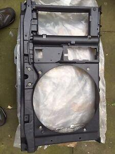 Front Panel Plastic Complete Diesel AC PEUGEOT 307 2001+2005