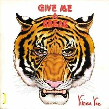 Vivien Vee - Give Me A Break FIRST TIME ON CD! FREE SHIPPING!