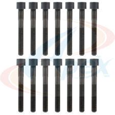 Engine Cylinder Head Bolt Set Apex Automobile Parts AHB849