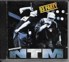 CD ALBUM LIVE 6 TITRES--SUPREME NTM (JOEYSTARR)--93 PARTY