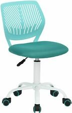 New Listinggreenforest Office Desk Chair Adjustable Mid Back Home Children Study Chair