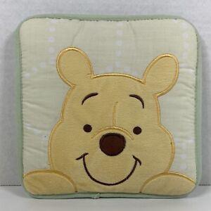 Disney Winnie The Pooh Piglet Tigger Soft Wall Decorations  Nursery Yellow Green