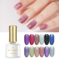 BORN PRETTY 6ml Holographicssssss Gel Polish Shimmer Glitter Soak Off UV Gel