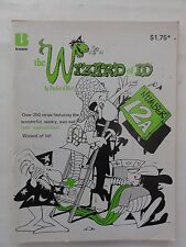 WIZARD OF ID NO 12A 1978 ANNUAL  PARKER AND HART GOOD CONDITION