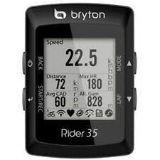 Bryton Rider 35T GPS-Enabled Cycle Computer With Cad/HRM - RRP £210