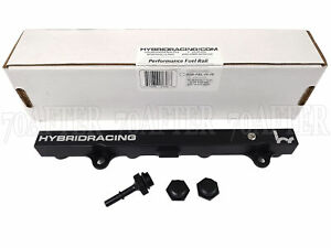 Hybrid Racing Performance Fuel Rail for 02-05 Civic Si EP3 & 02-06 RSX DC5