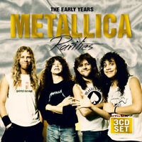 Metallica : Rarities CD Box Set 3 discs (2018) ***NEW*** FREE Shipping, Save £s