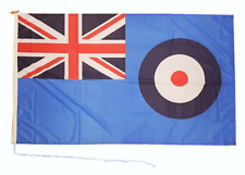 British Army B5ft With Metal Eyelets 5ft x 3ft Blue Ensign Flag
