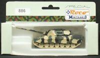 Roco Minitanks HO Scale Leopard 1A5 Main Battle Tank - Plastic Model #886