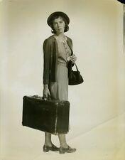 "Leslie Caron Lili Original 8X10"" Photo #X772"