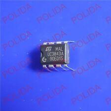 10PCS PWM CONTROLLER IC ST DIP-8 UC3843A UC3843AN