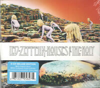LED ZEPPELIN Houses Of The Holy (2014) Deluxe Edition Remastered 2-CD NEW/SEALED