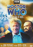 Doctor Who - The Claws of Axos (Jon Pertwee) ( New DVD