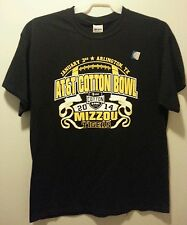 NEW MEN'S AT&T COTTON BOWL MIZZOU TIGERS SIZE LARGE ARLINGTON TX JAN 3 2014
