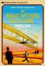 The Wright Brothers At Kitty Hawk (Scholastic Biography)-ExLibrary